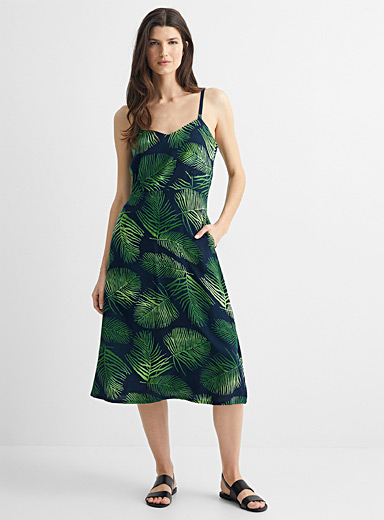 Lumi tropical paradise dress