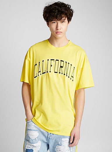 California laced tee