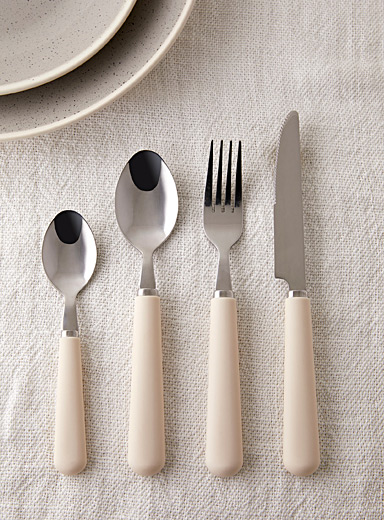 Matte finish utensils 16-piece set
