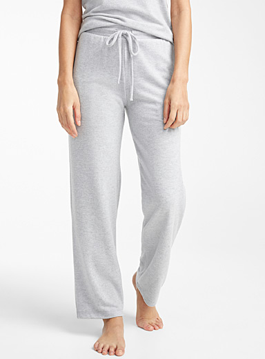 Miiyu Grey Luxuriously soft pant for women