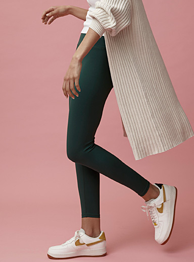 Basic nylon legging