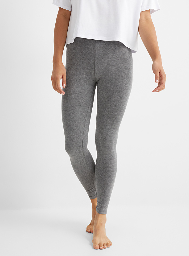 Miiyu x Twik Grey Ultra soft lounge legging for women