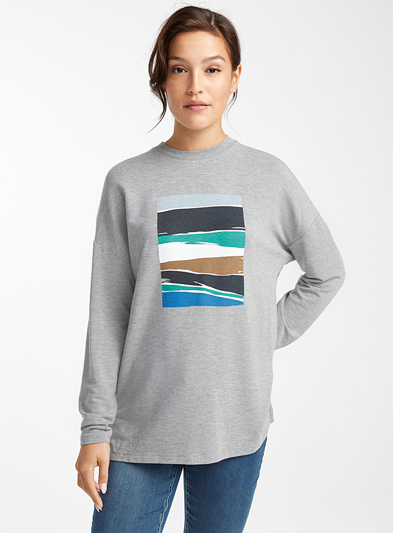le-sweat-tableau-moderne
