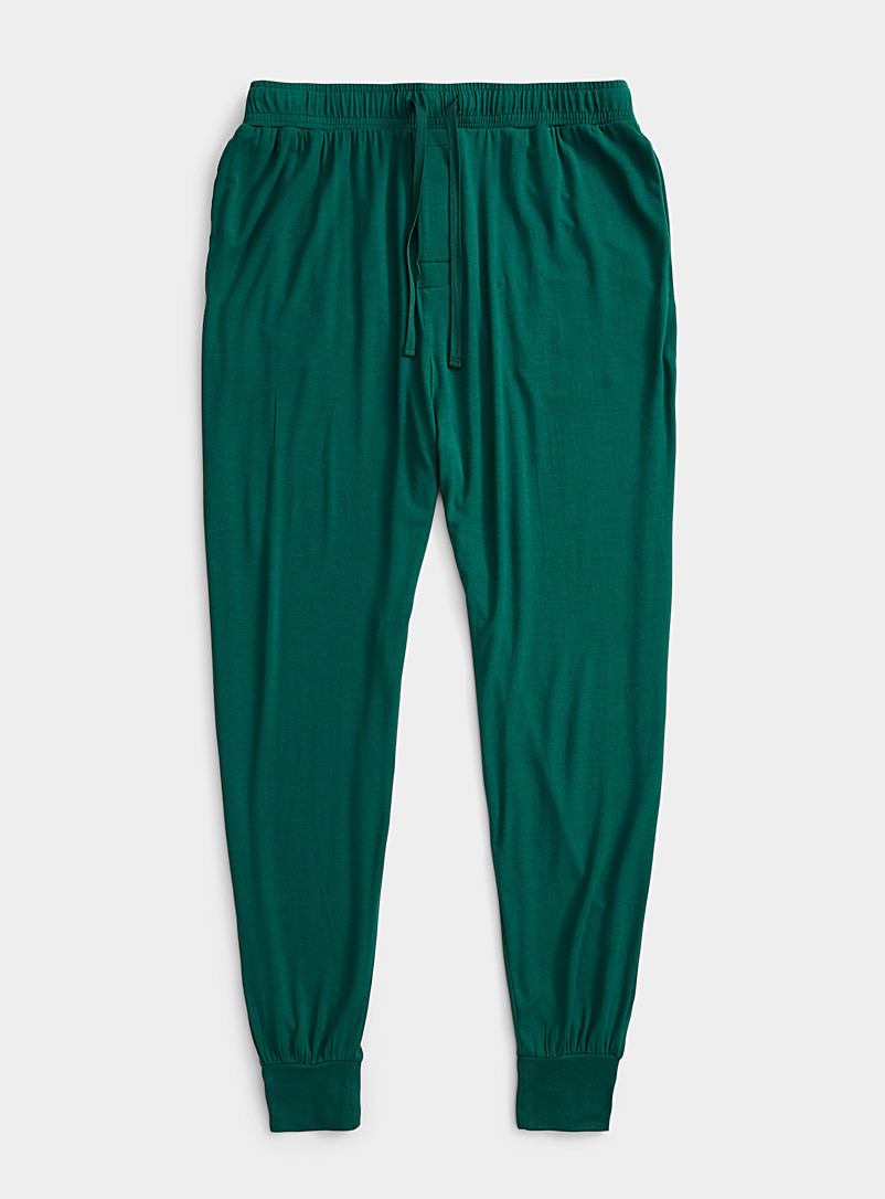Modal lounge joggers