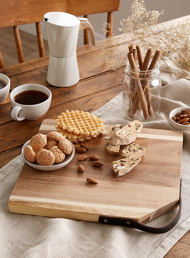 Ladelle Assorted Axel rectangular serving tray