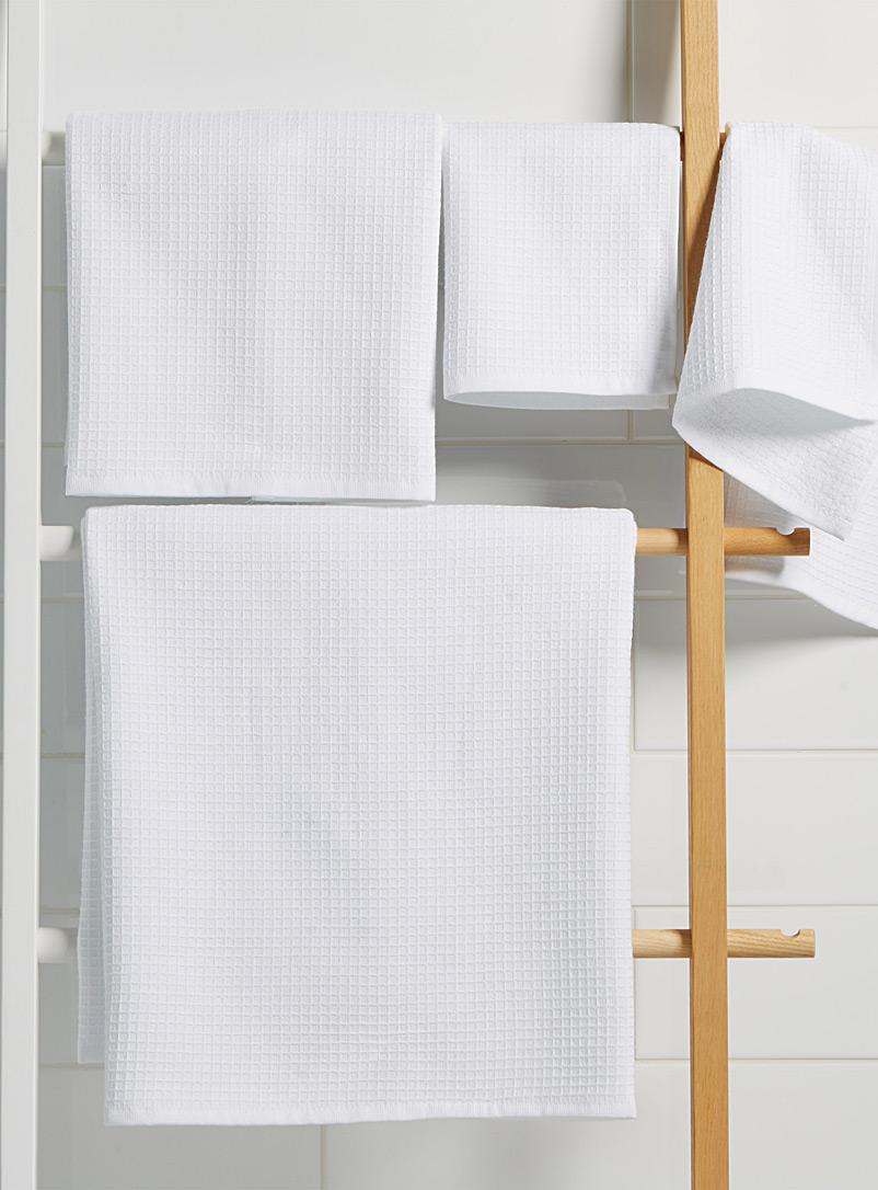 waffled-cotton-towels