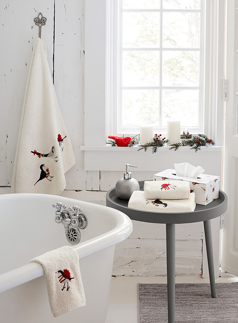 christmas-bird-towels