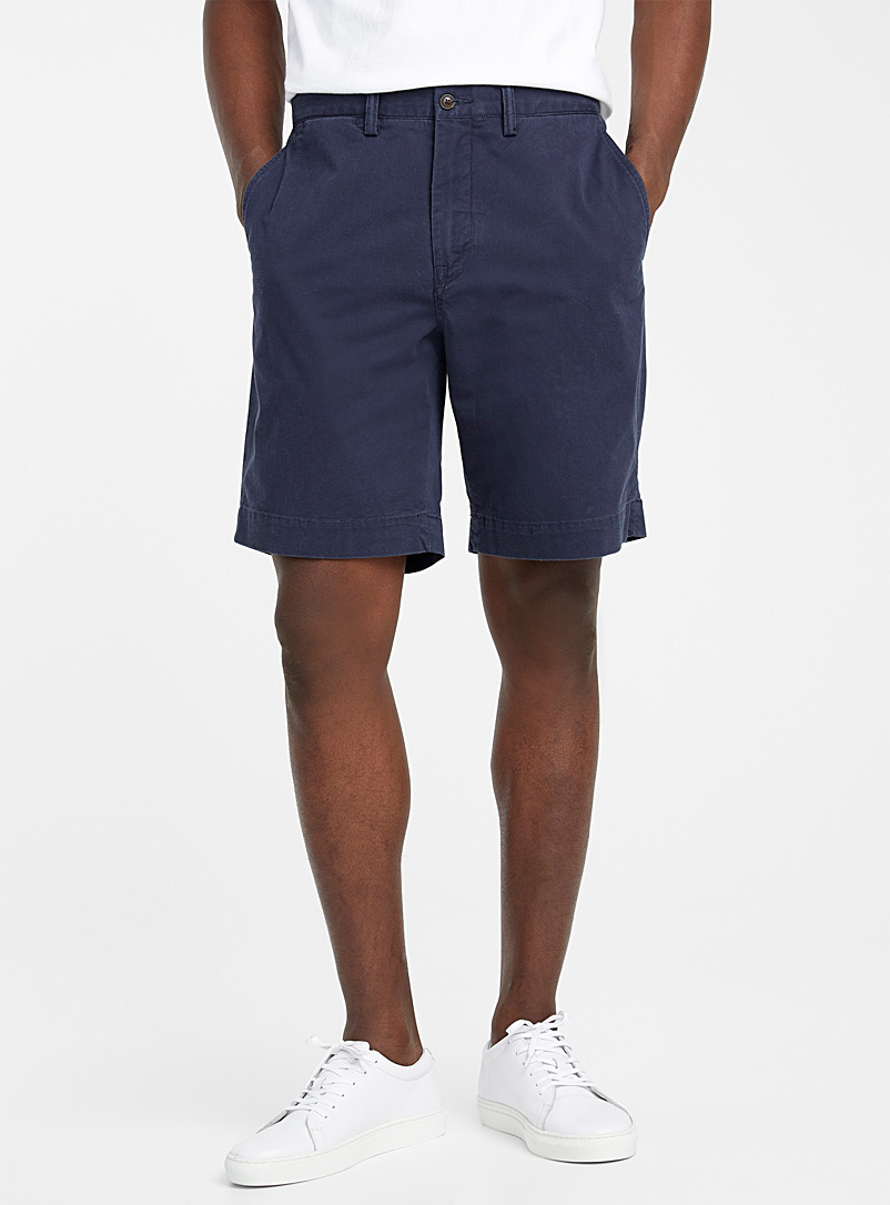 Polo Ralph Lauren Marine Blue Chino Bermudas for men
