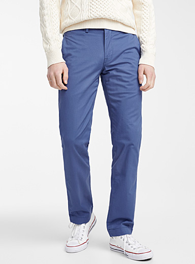 Polo minimalist chinos <br>Straight fit