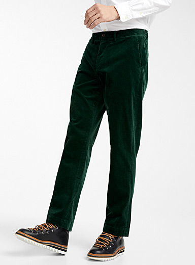 Forest corduroy pant <br>Straight fit