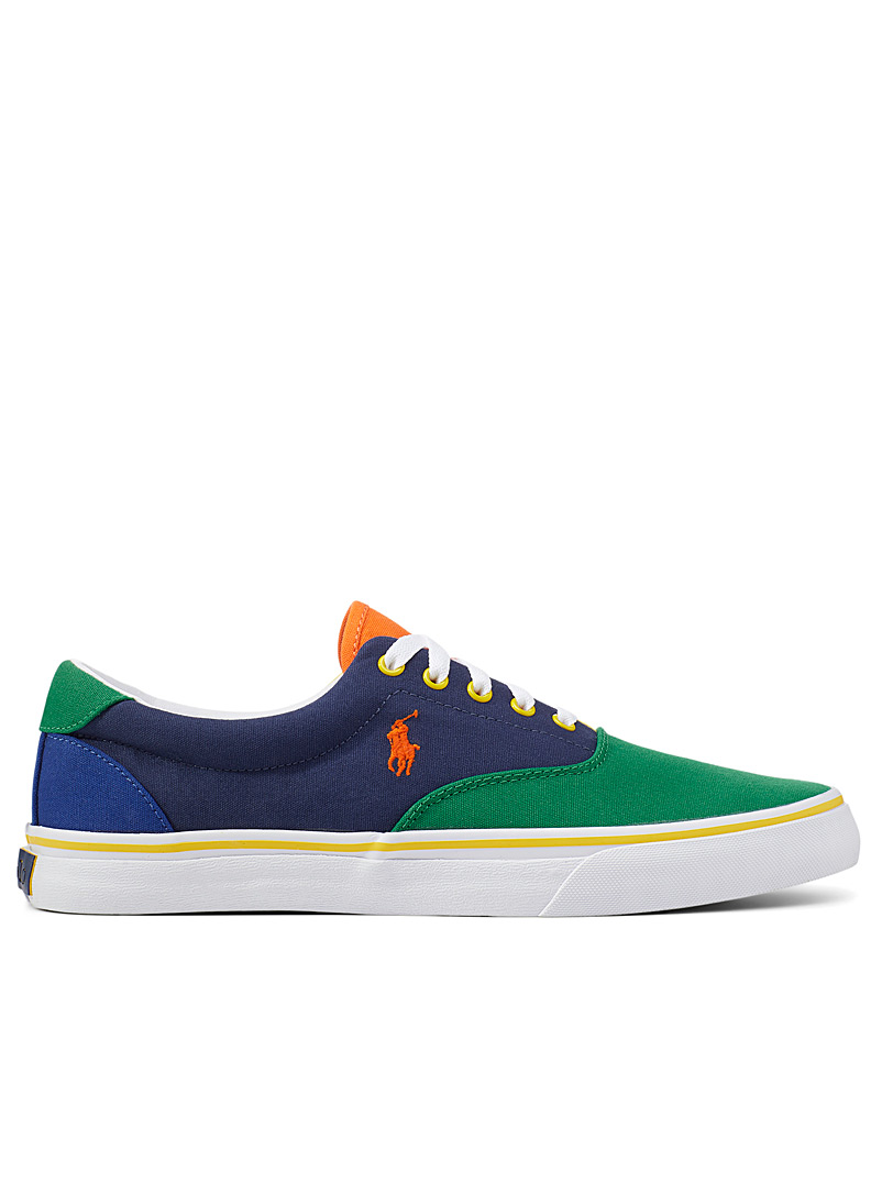 Polo Ralph Lauren Assorted Thorton colour block sneakers Men for men