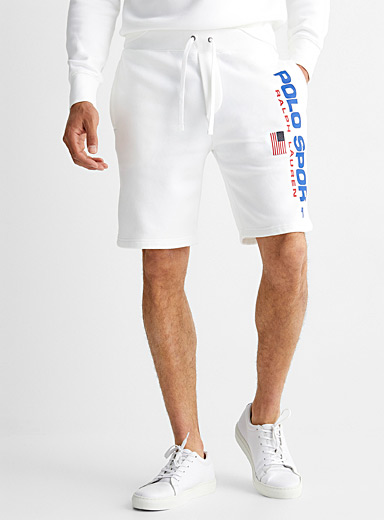 Polo Sport sweatshirt short