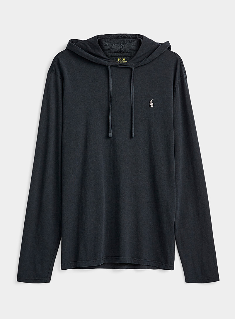 Signature hooded T-shirt