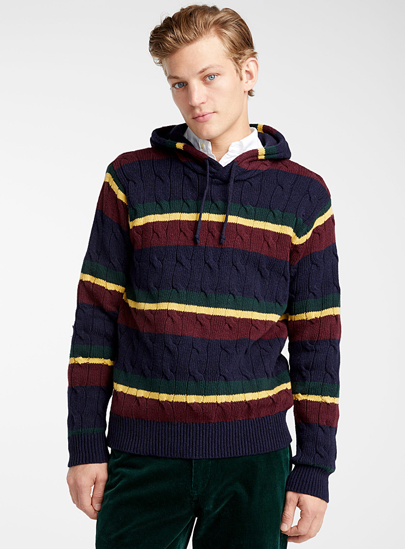 rugby-stripe-hooded-sweater