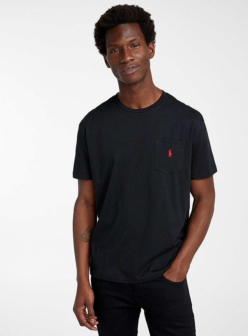 Logo pocket T-shirt
