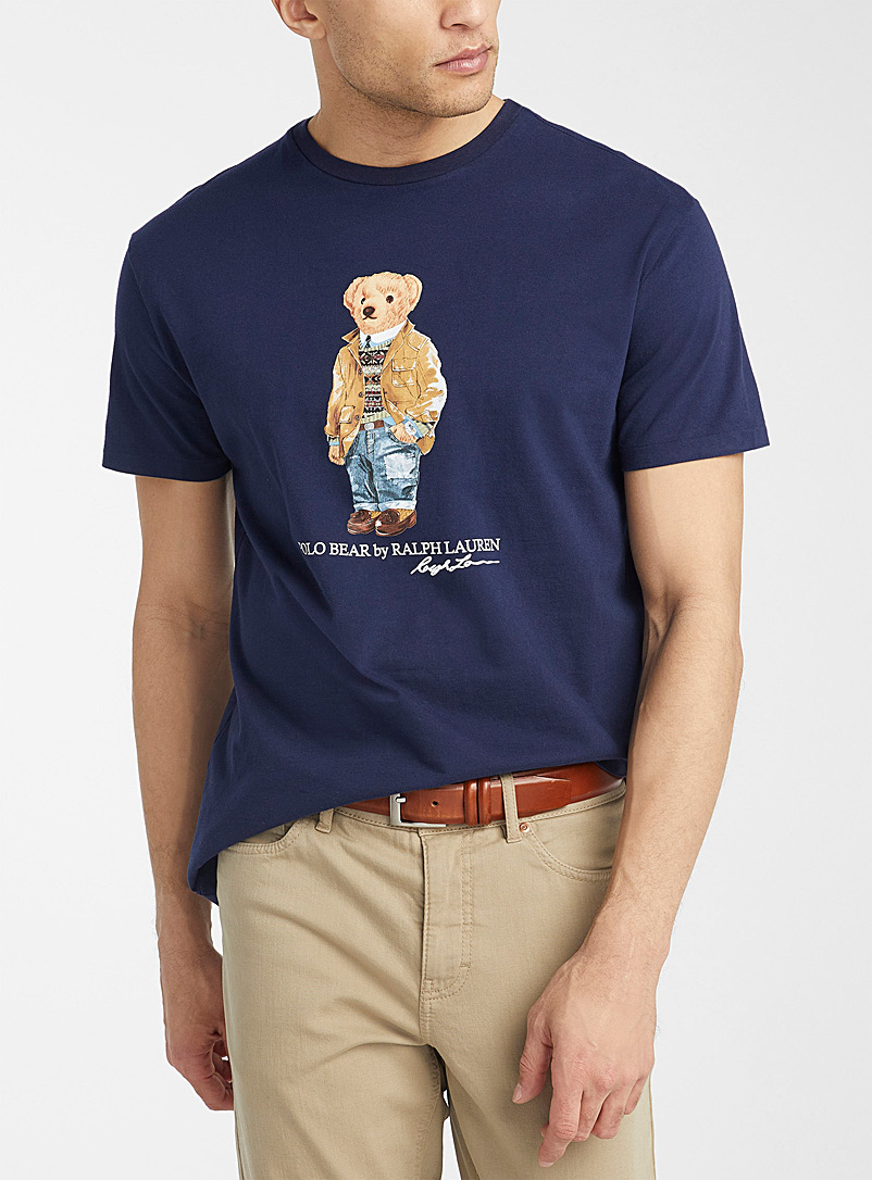 Urban teddy bear T-shirt
