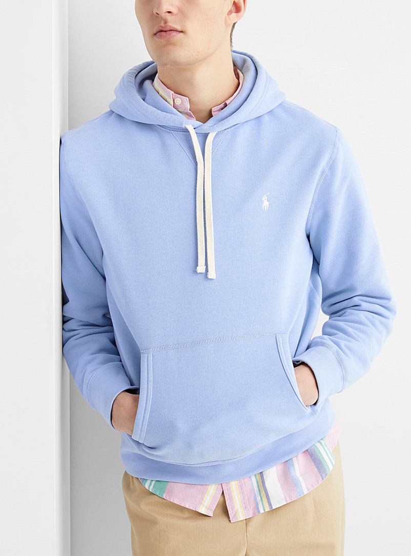 Polo Ralph Lauren Blue Polo hoodie for men