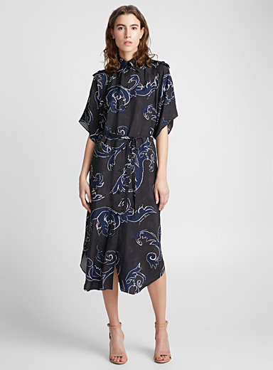 Signature shirtdress
