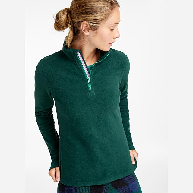 recycled-fibres-zip-neck-fleece