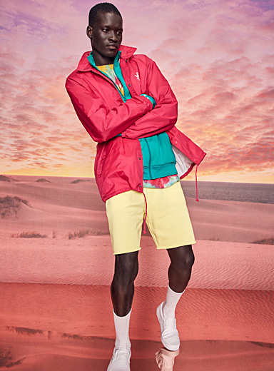 Colour Bermuda sweat short