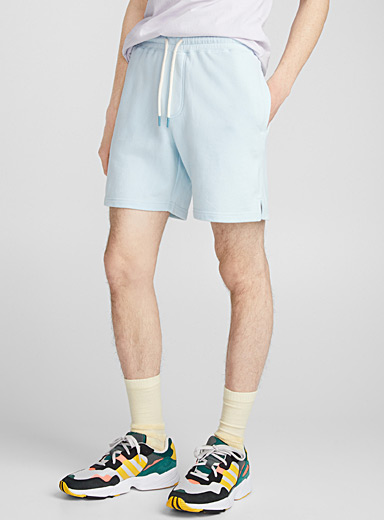 Pastel sweat short