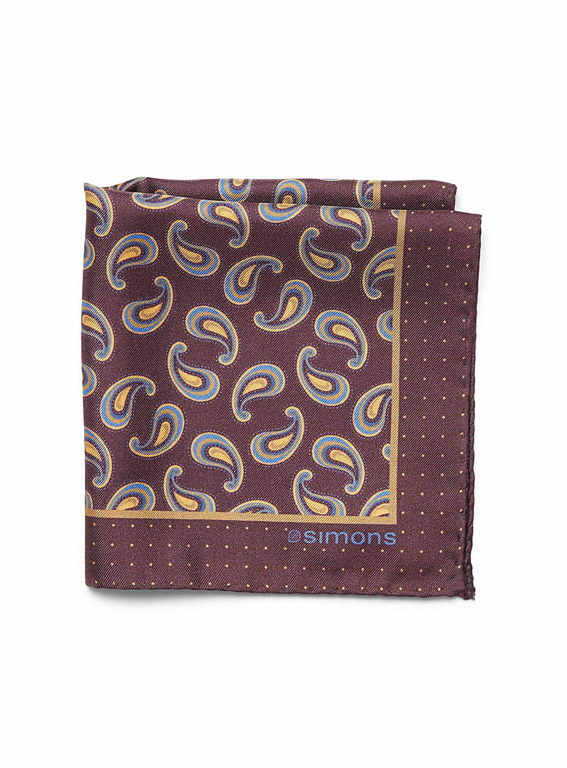 ochre-accent-paisley-pocket-square