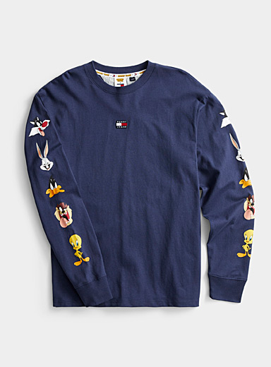 Le t-shirt manches Looney Tunes