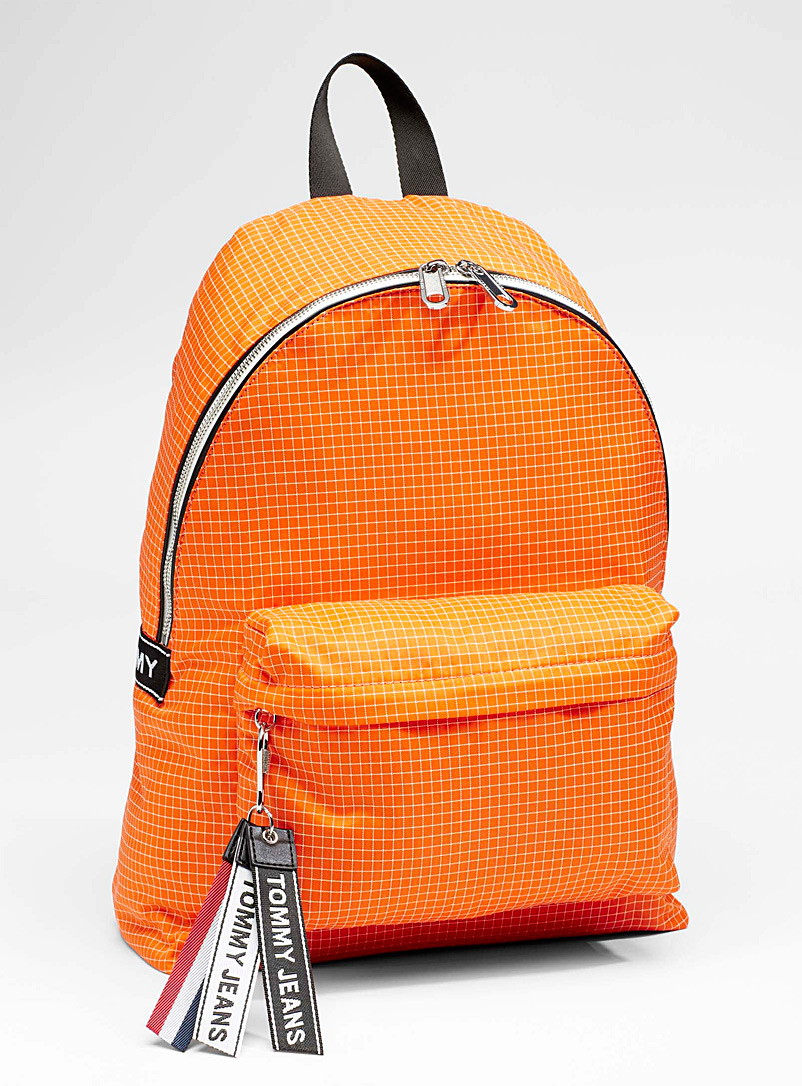 Micro-check backpack - Backpacks