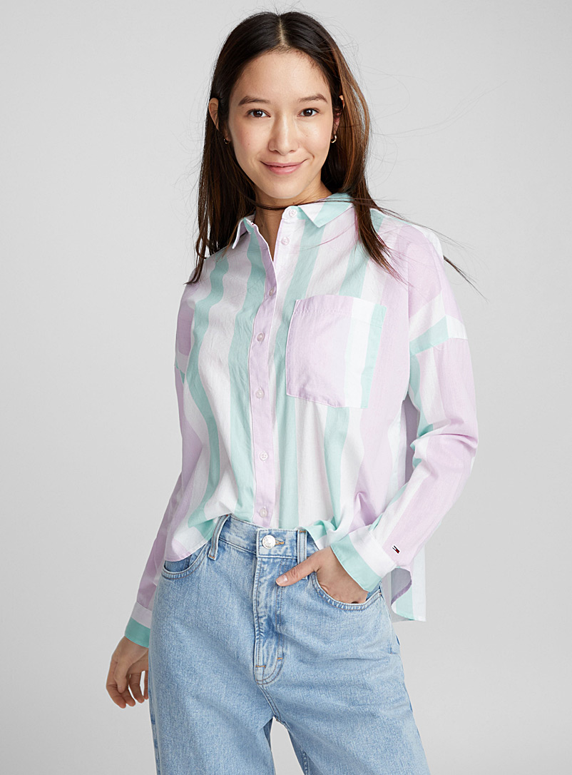 lilac-and-mint-shirt