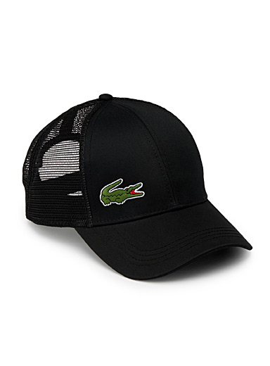 Crocodile trucker cap