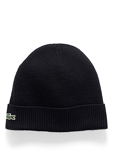 Croc wool tuque