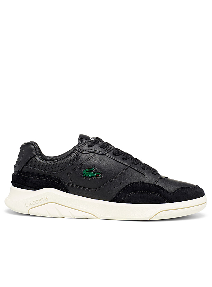 Lacoste Black Game Advance Luxe sneakers Men for men