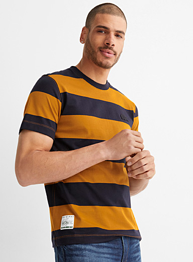 Club stripe T-shirt