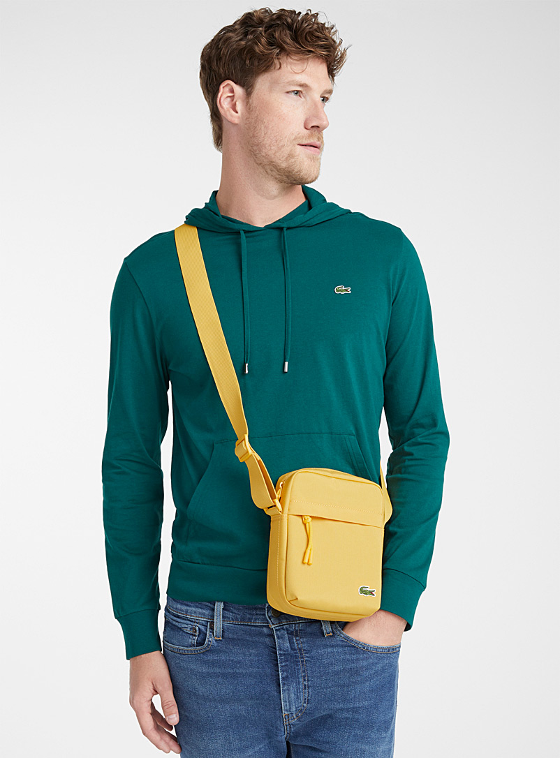 Neocroc shoulder bag - Shoulder bags - Dark Yellow