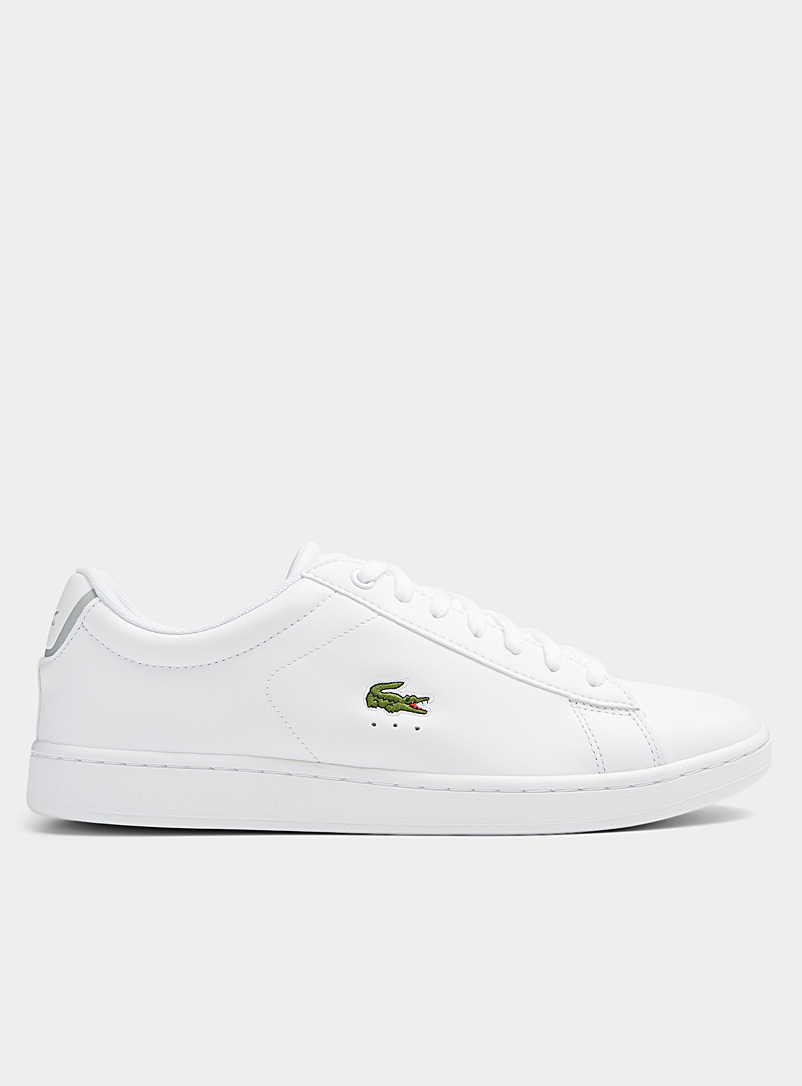lacoste high top sneakers mens