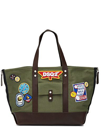 Patches tote