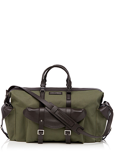 Boy Scout weekend bag