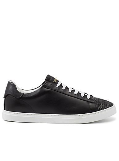Shiny scale sneakers  Men