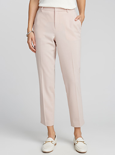 Ankle-length career pant