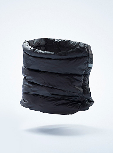 Le tube duvet compressible