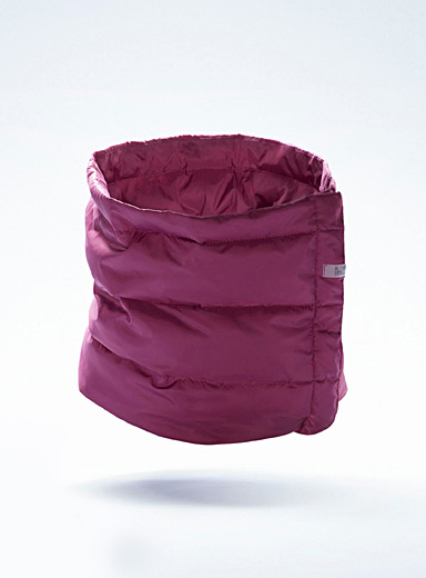 Packable down tube