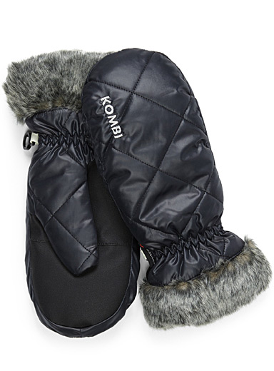 La canadienne down insulated mittens