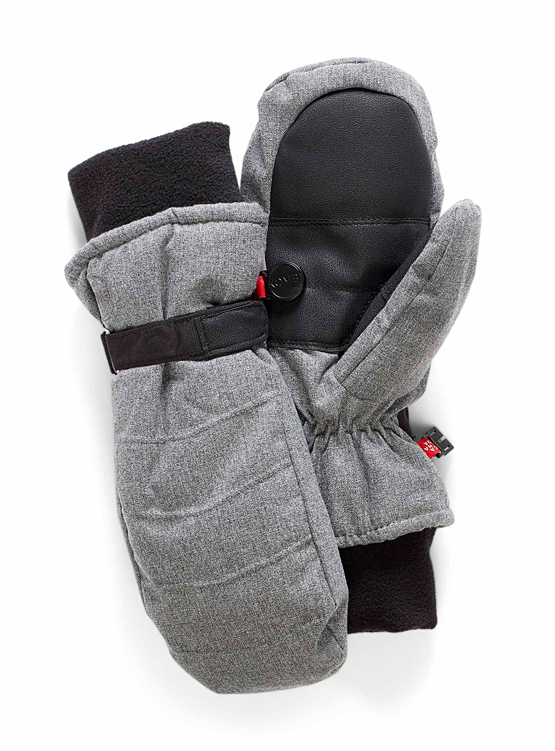 La Montagne insulated mittens