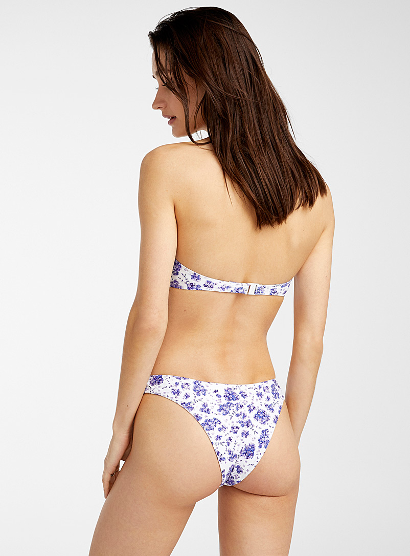 Onia Patterned Crimson Chiara Lavender bottom for women