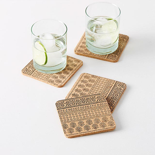 maharaja-garden-cork-coasters-set-of-4