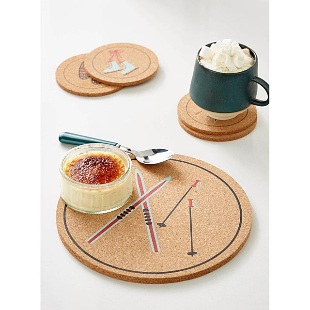 winter-sports-cork-trivet-22-cm-round-shape