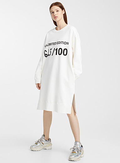 Unlimited Edition sweatshirt dress