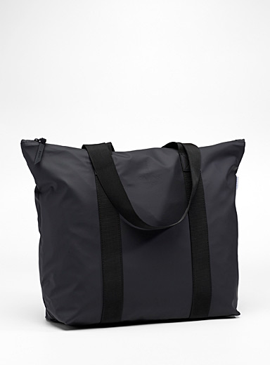 Soft waterproof tote
