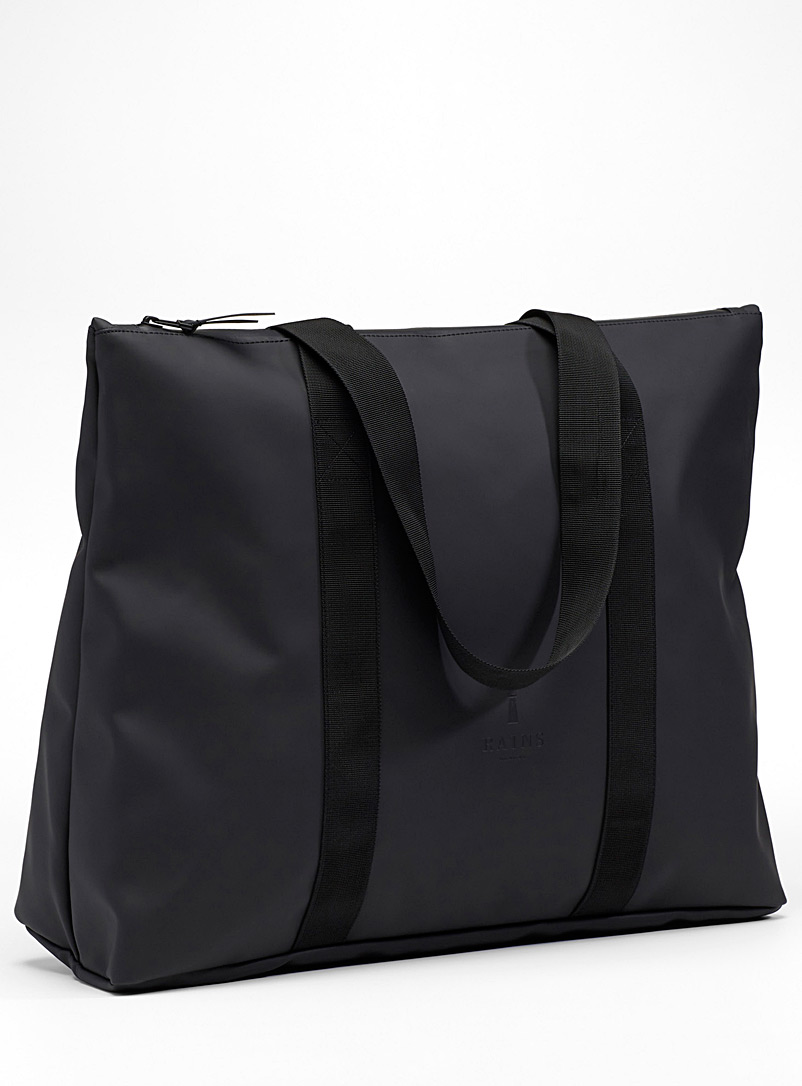 Waterproof tote - Tote Bags - Black