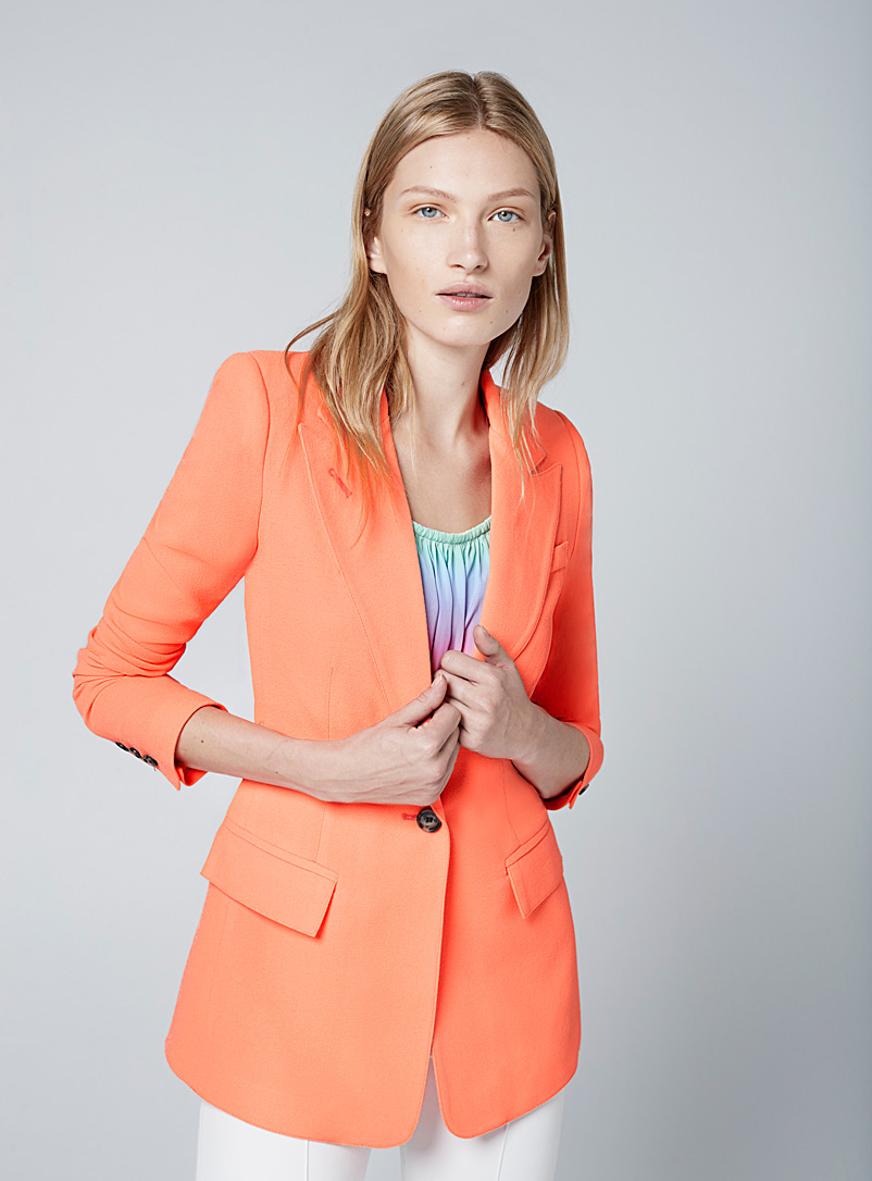 Smythe Tangerine Elegant jacket for women